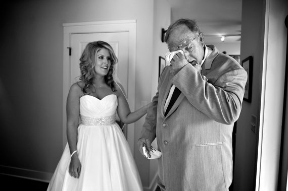 Father of the Bride Wedding