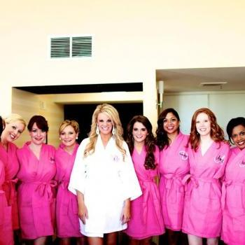 Personalized set of 11 Bridal Robes. Bridesmaids Gifts
